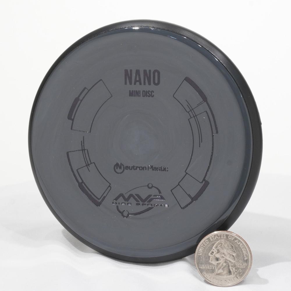 MVP Nano Mini (Neutron) Black Top View