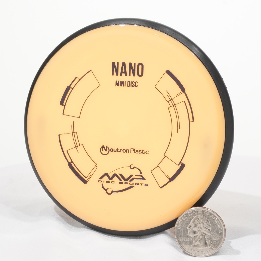 MVP Nano Mini (Neutron) Orange Top View