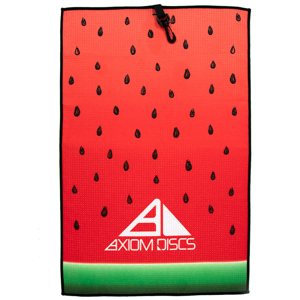 Axiom Towel - Watermelon Edition, Full Color Sublimated