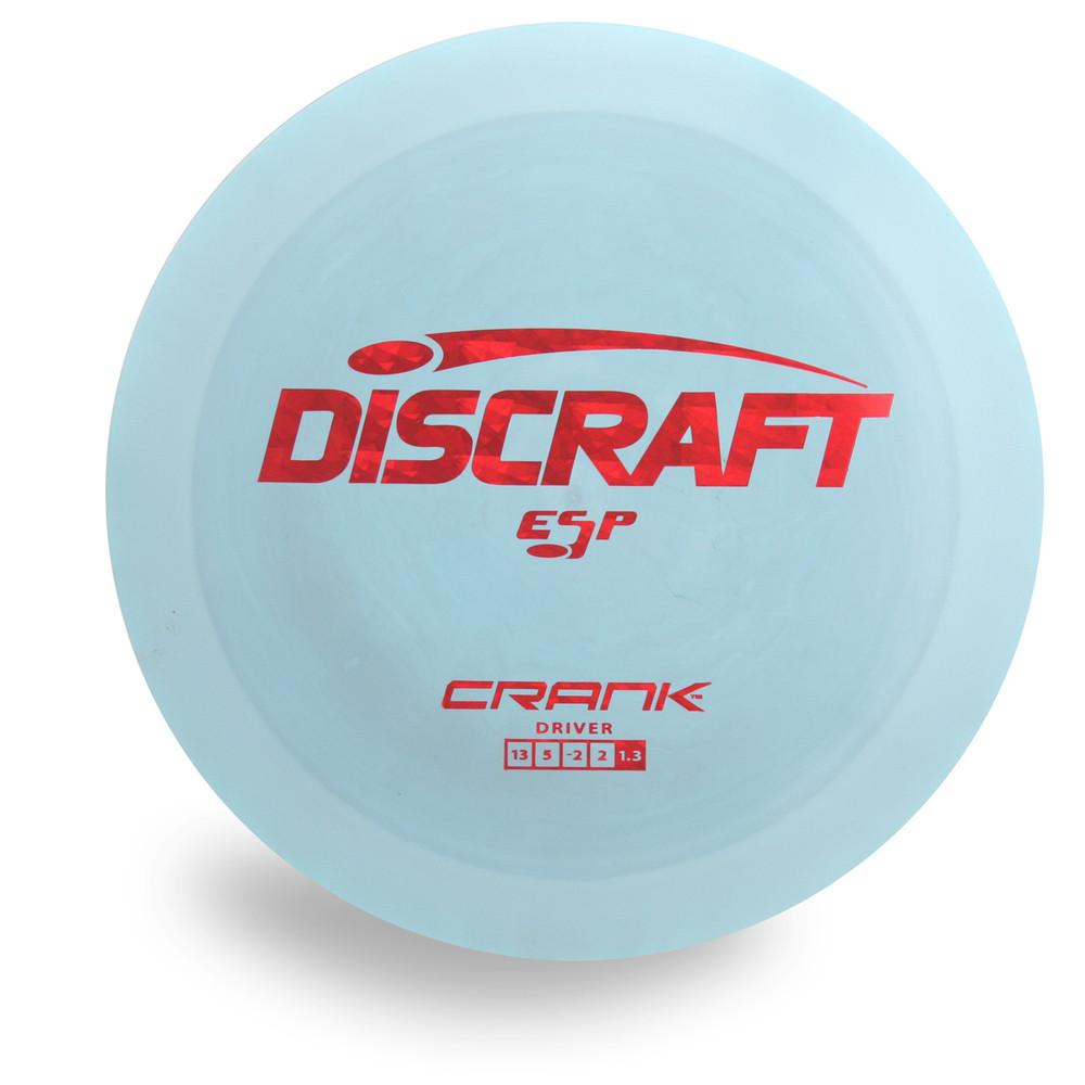DISCRAFT ESP CRANK DISC GOLF DRIVER