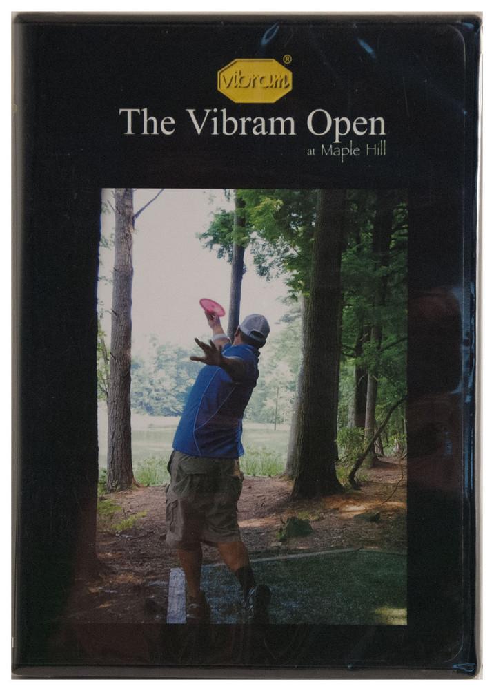 VIBRAM OPEN AT MAPLE HILL 2008 DVD