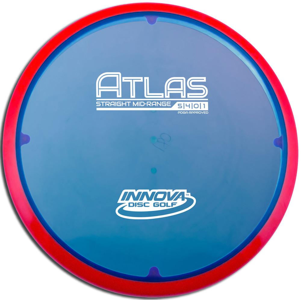 INNOVA CHAMPION ATLAS - CUSTOM HOLIDAY DESIGN 2013