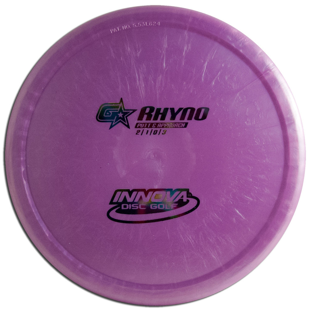 INNOVA GSTAR RHYNO PUTT AND APPROACH GOLF DISC