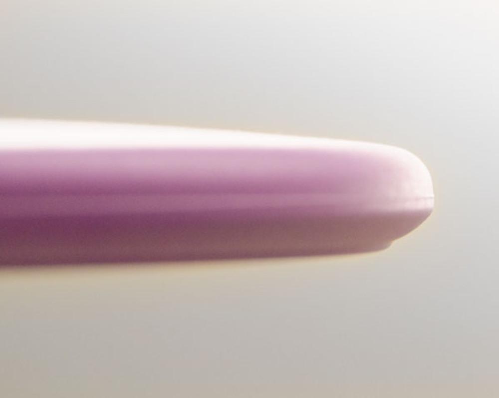 DISCRAFT Z FLX BUZZZ OS DISC GOLF MID-RANGE nose / wing shape