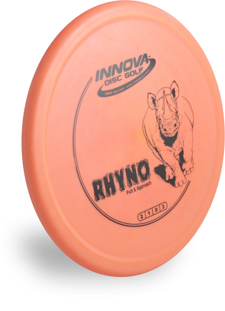 INNOVA DX RHYNO DISC GOLF PUTTER AND APPROACH