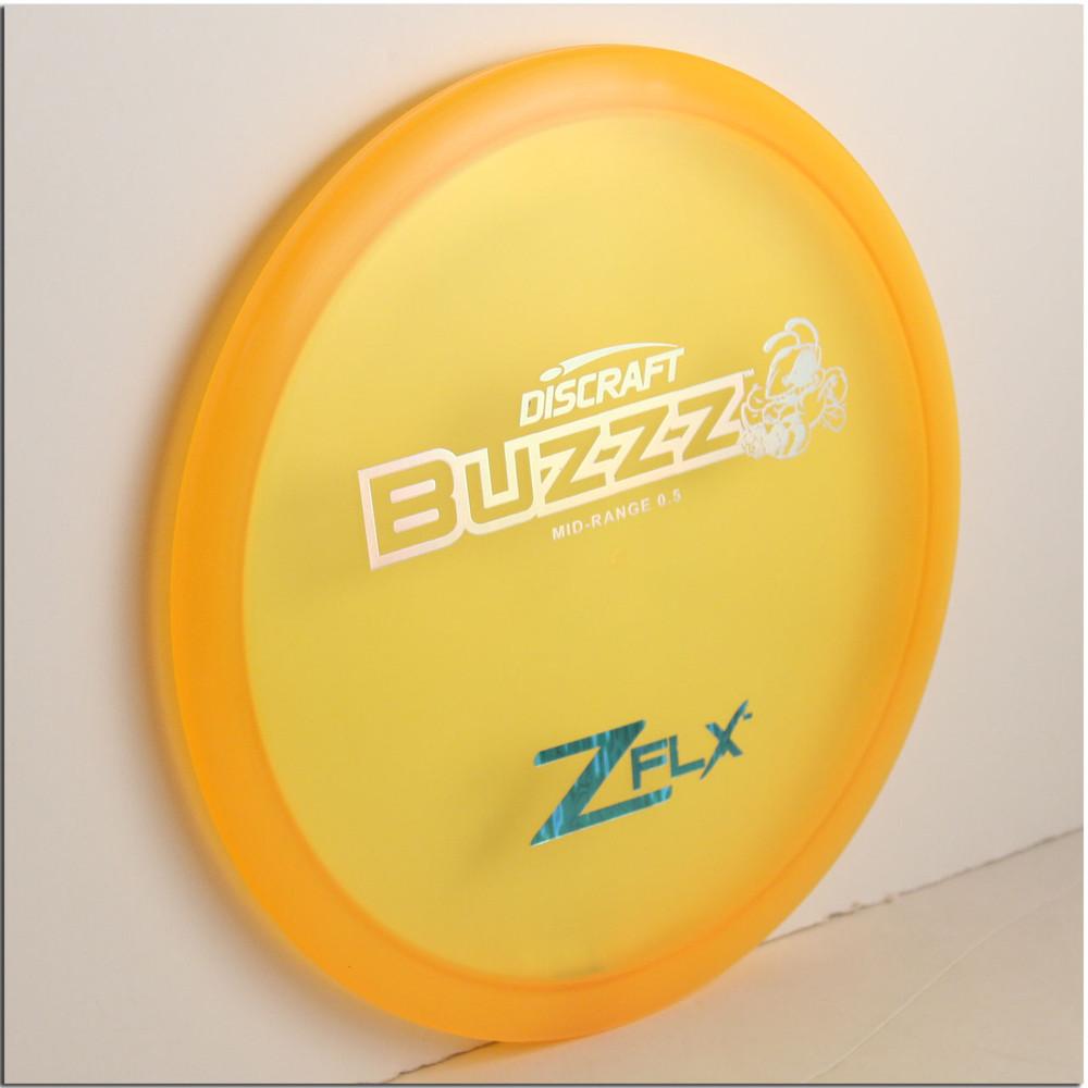 DISCRAFT Z FLX BUZZZ MID-RANGE DISC GOLF DISC