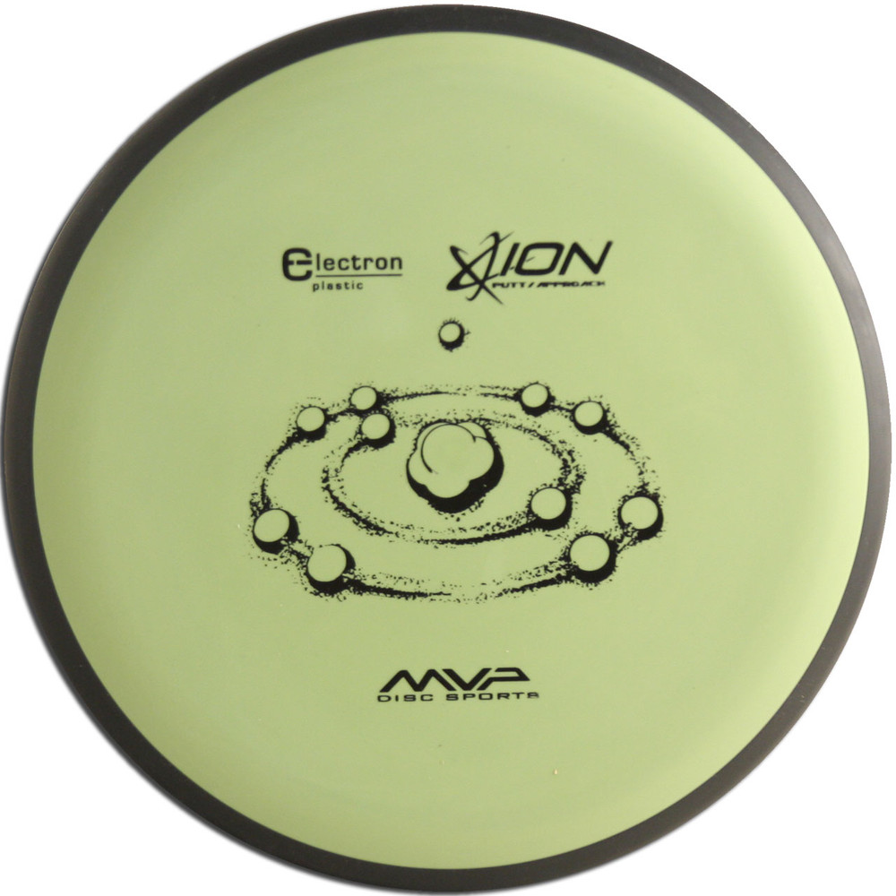 MVP ELECTRON ION DISC GOLF PUTTER AND APPROACH