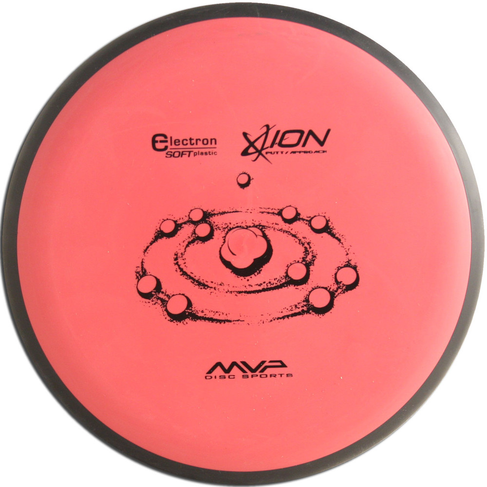 MVP ELECTRON SOFT ION DISC GOLF PUTTER AND APPROACH