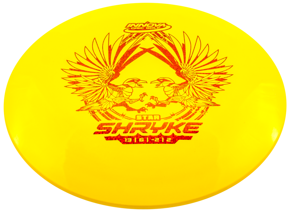 INNOVA STAR SHRYKE DISC GOLF DRIVER