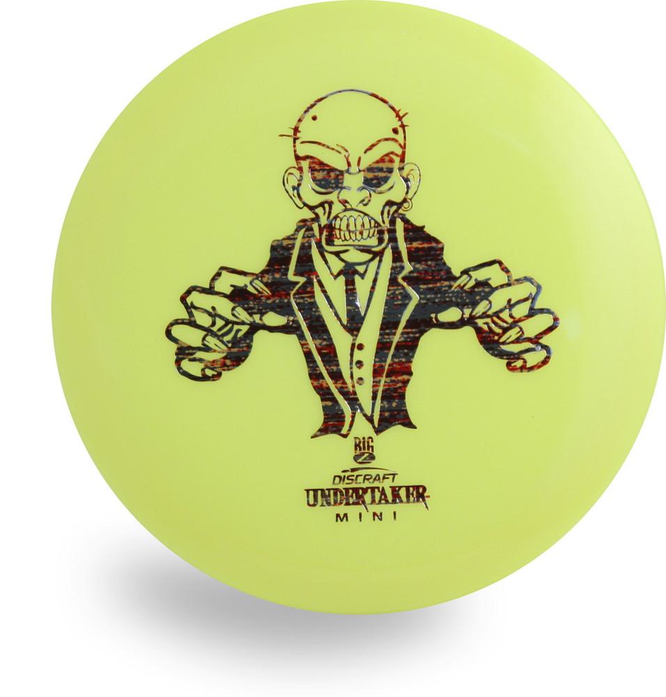 Discraft Mini Undertaker (Big Z)
