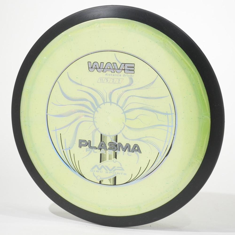 MVP Wave (Plasma) Green Top View