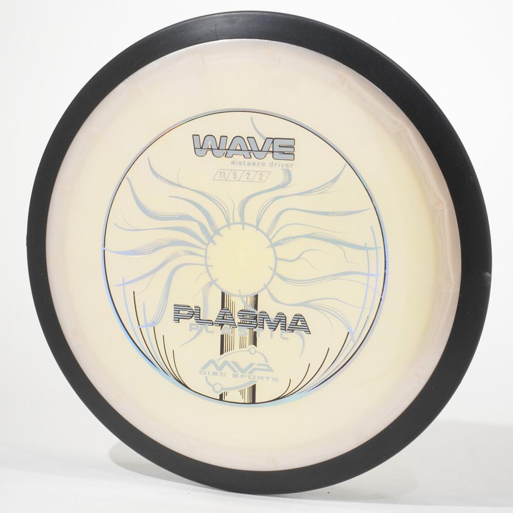 MVP Wave (Plasma) Cream/White Top View