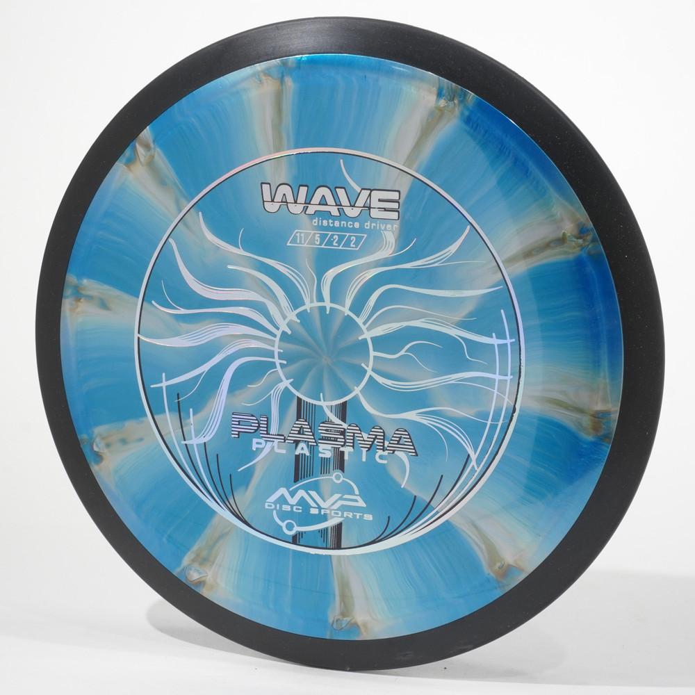 MVP Wave (Plasma) Bluish Swirl Top View