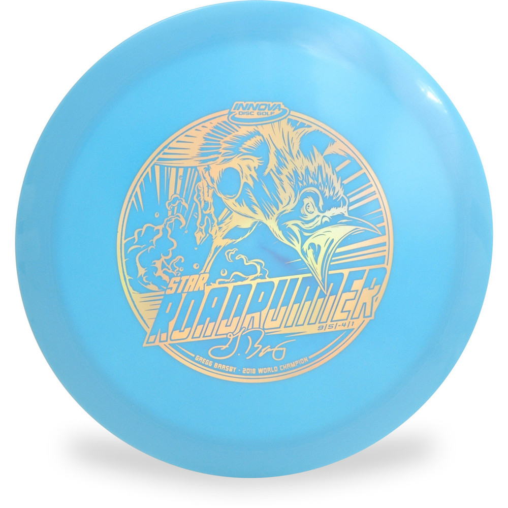 Innova Roadrunner (Star) Greg Barsby Signature