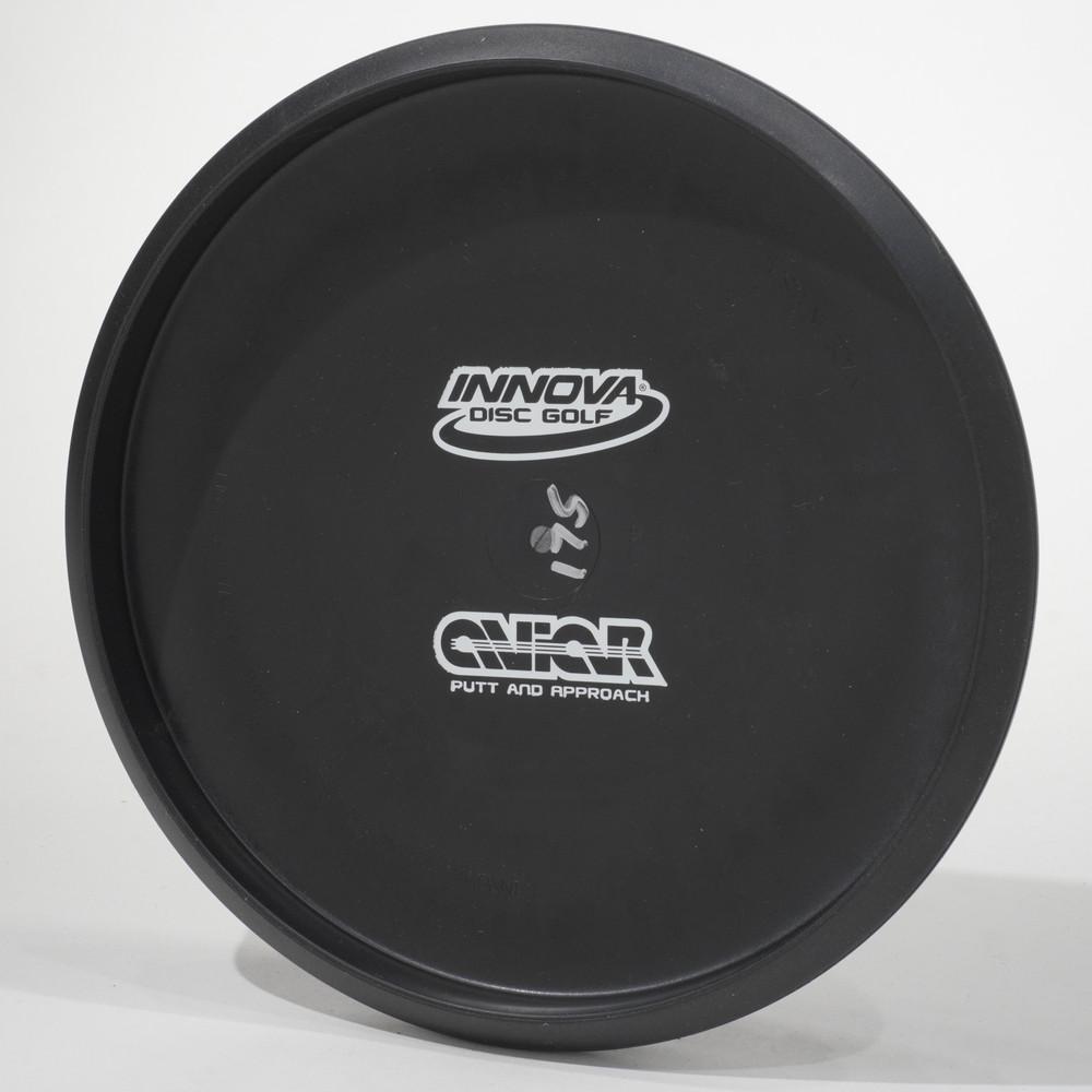 Innova DX AVIAR - BOTTOM STAMP Black Bottom View