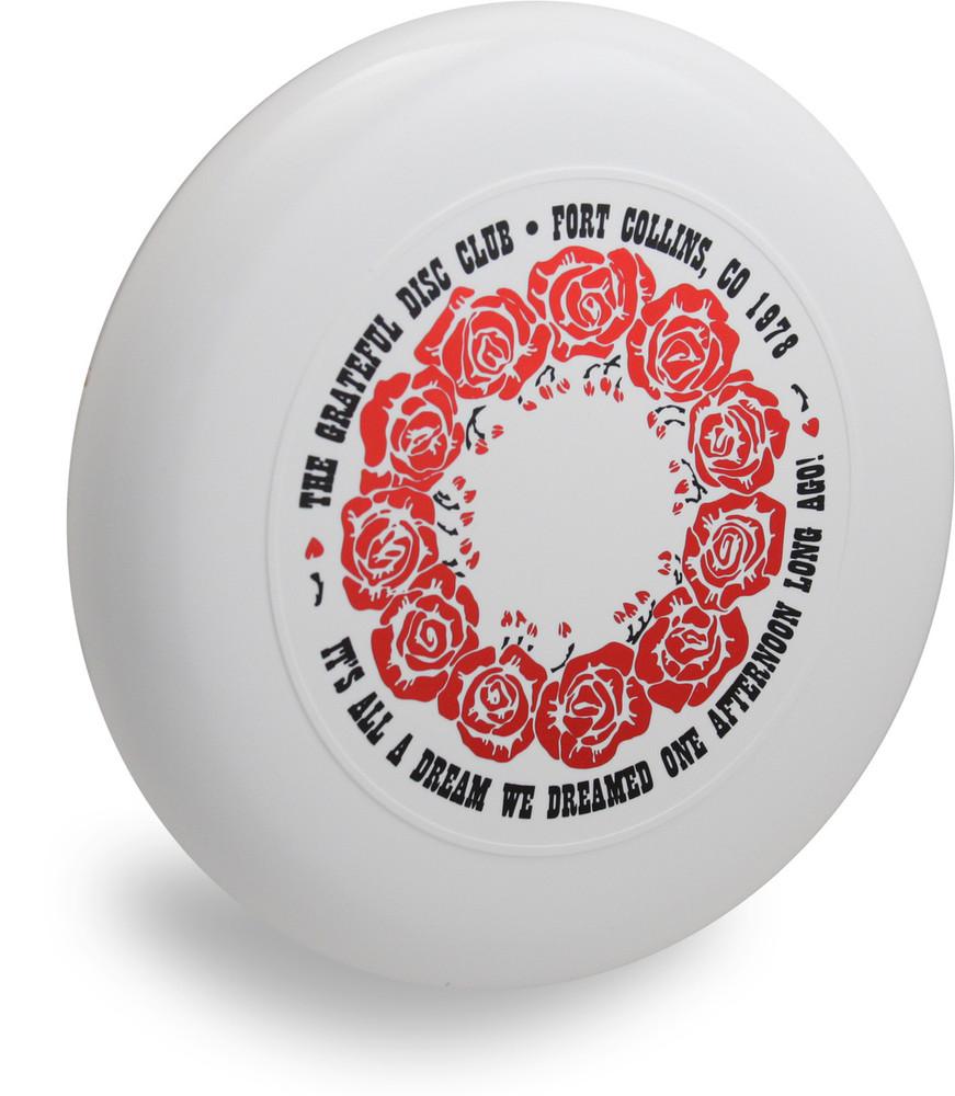 Discraft Sky-Styler – Grateful Disc Roses Design