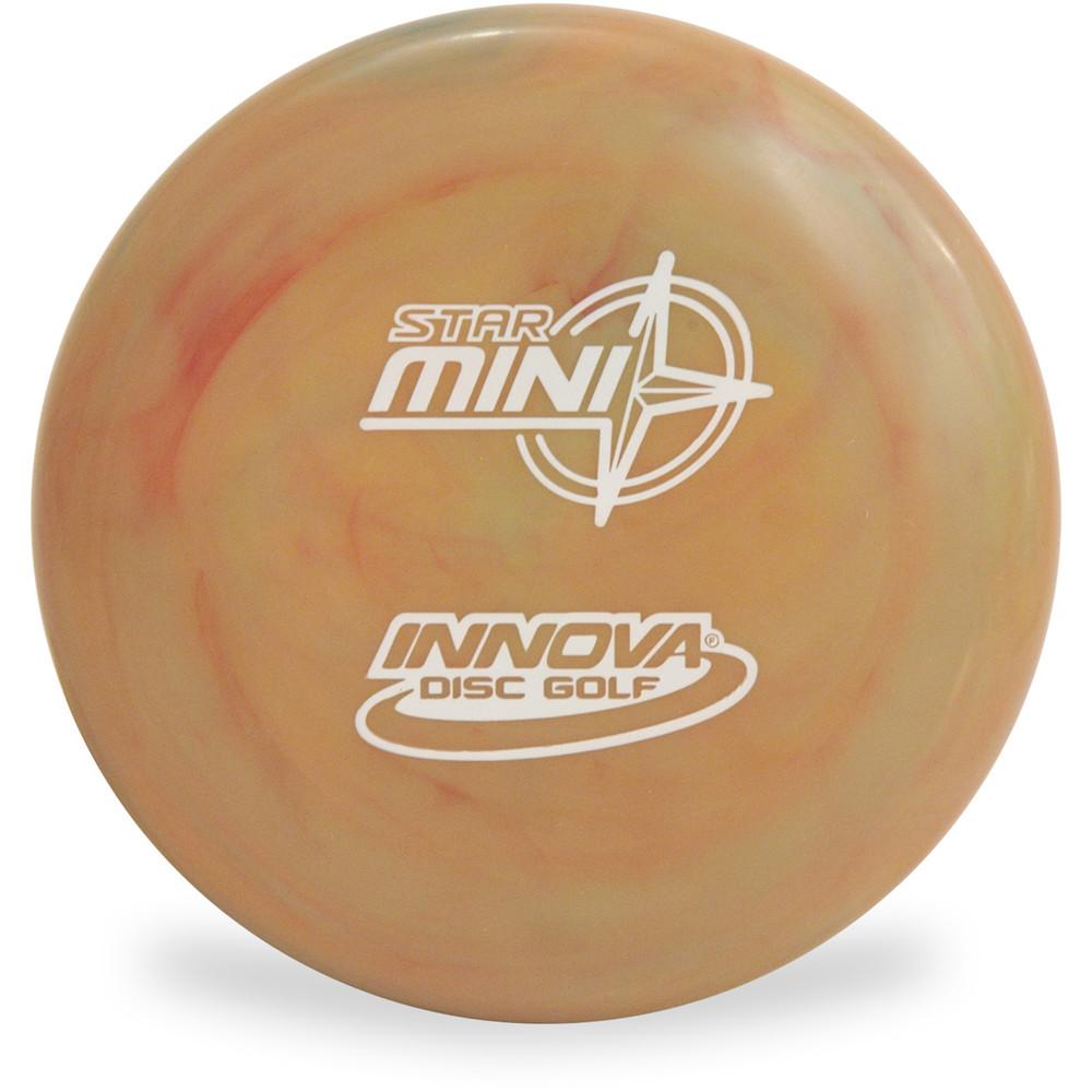 Innova Star Mini Golf Disc Top View