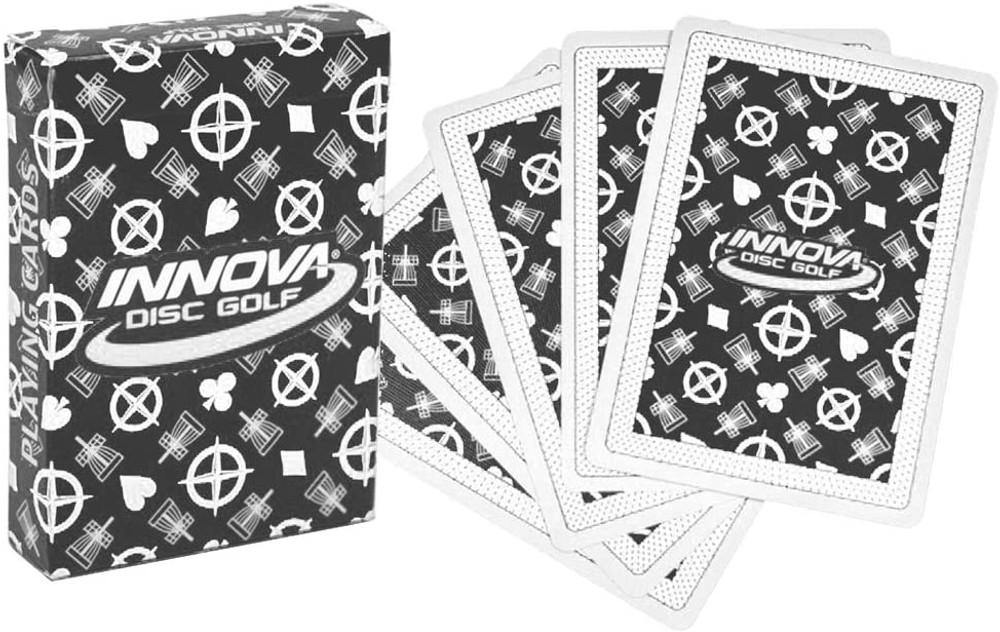 Innova Playing Cards - Innova Logo