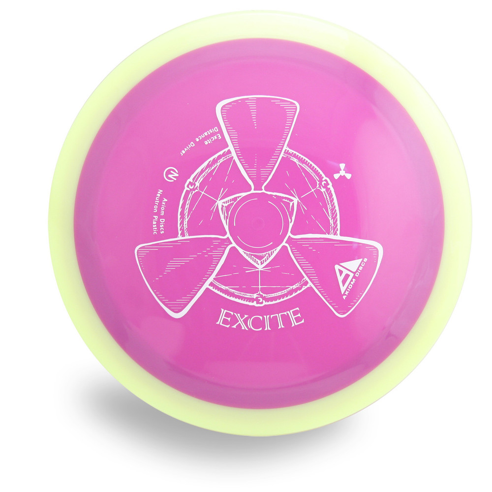 Axiom Neutron Excite Disc Golf Driver