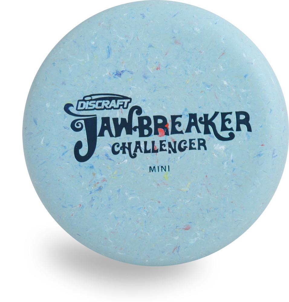 Discraft Jawbreaker Putter Gift Set - 3 Discs + Weekender Bag, Sticker, Rules Book