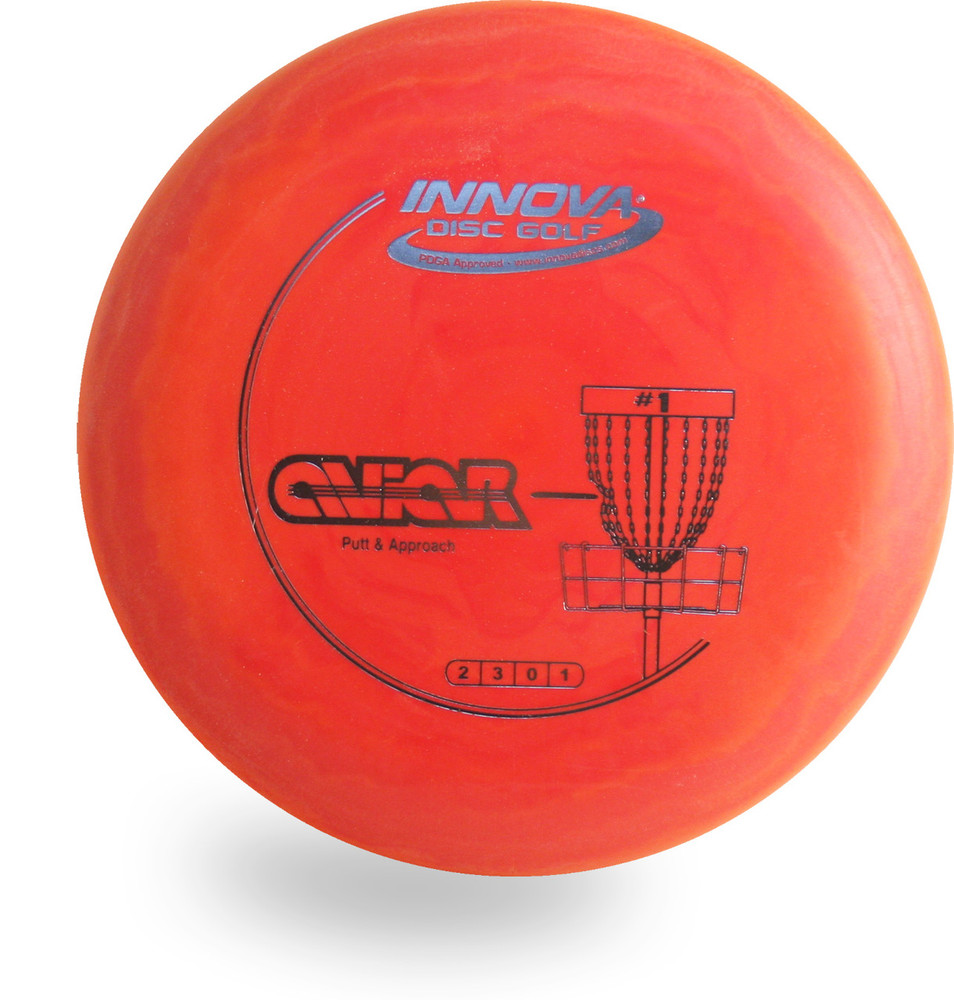 Complete Innova Advanced Disc Golf Gift Set - Discover Bag, Driver, Mid-Range, Putter + Mini and Rules