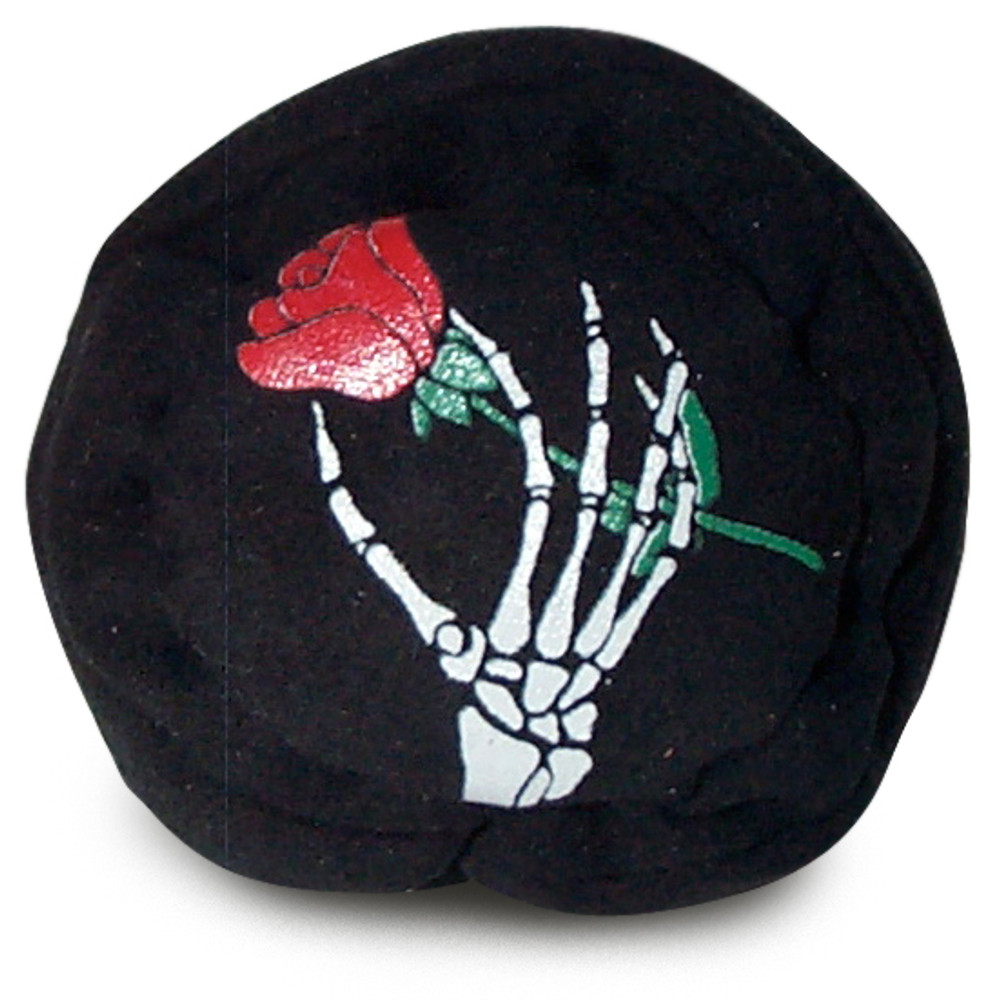 GREATFUL DEAD ROSE FOOTBAG (HACKY SACK)