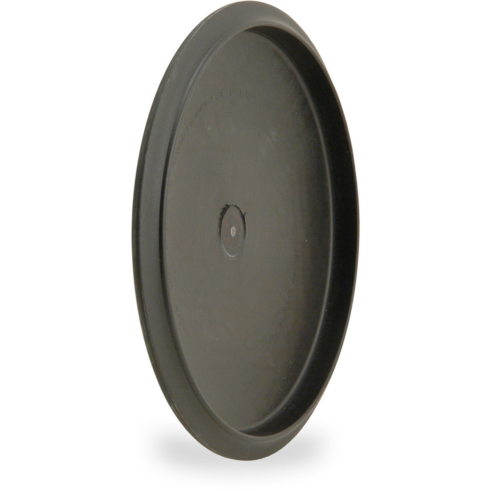 Innova KC PRO ROC Disc Golf Approach Disc - angled back view black with white stamp