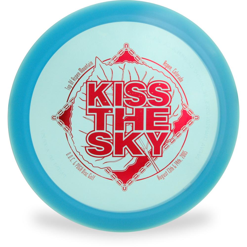 INNOVA CHAMPION DISC GOLF CHAMPION LUSTER STARFIRE 2005 KISS THE SKY - 152g