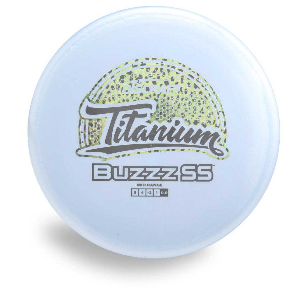 Discraft Buzzz SS (Titanium)