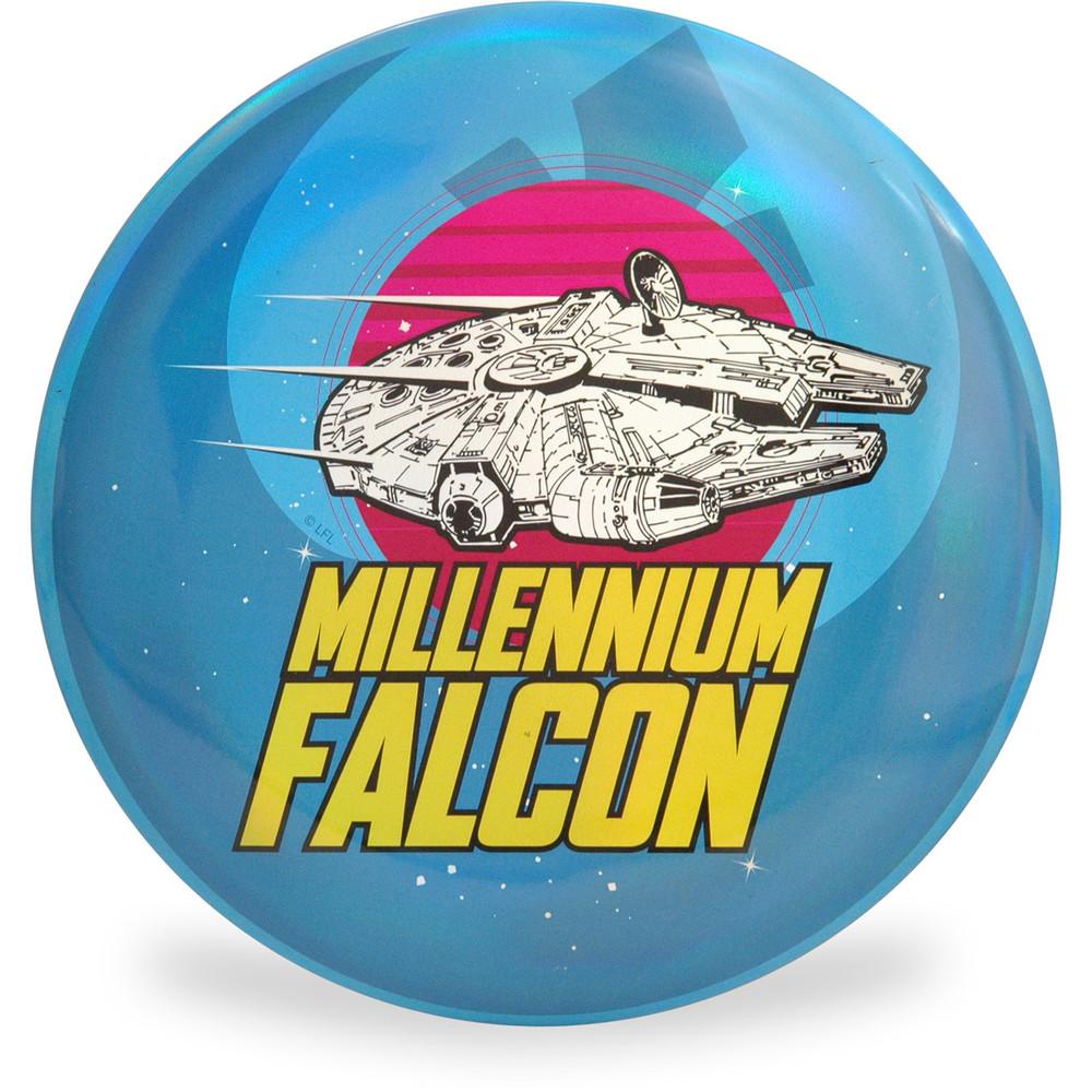 Discraft FULL FOIL STAR WARS BUZZZ - Millennium Falcon Plain Prism