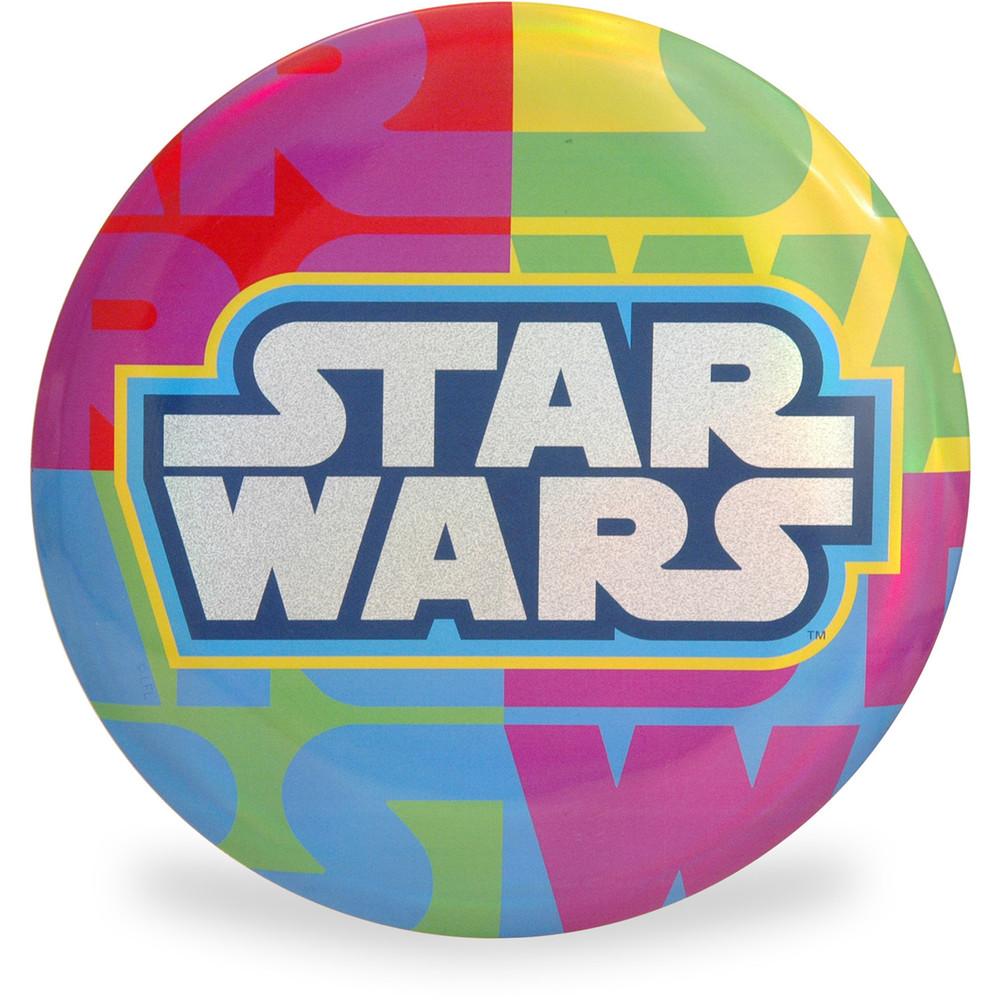 Discraft FULL FOIL STAR WARS BUZZZ - Star Wars Logo Plain Prism