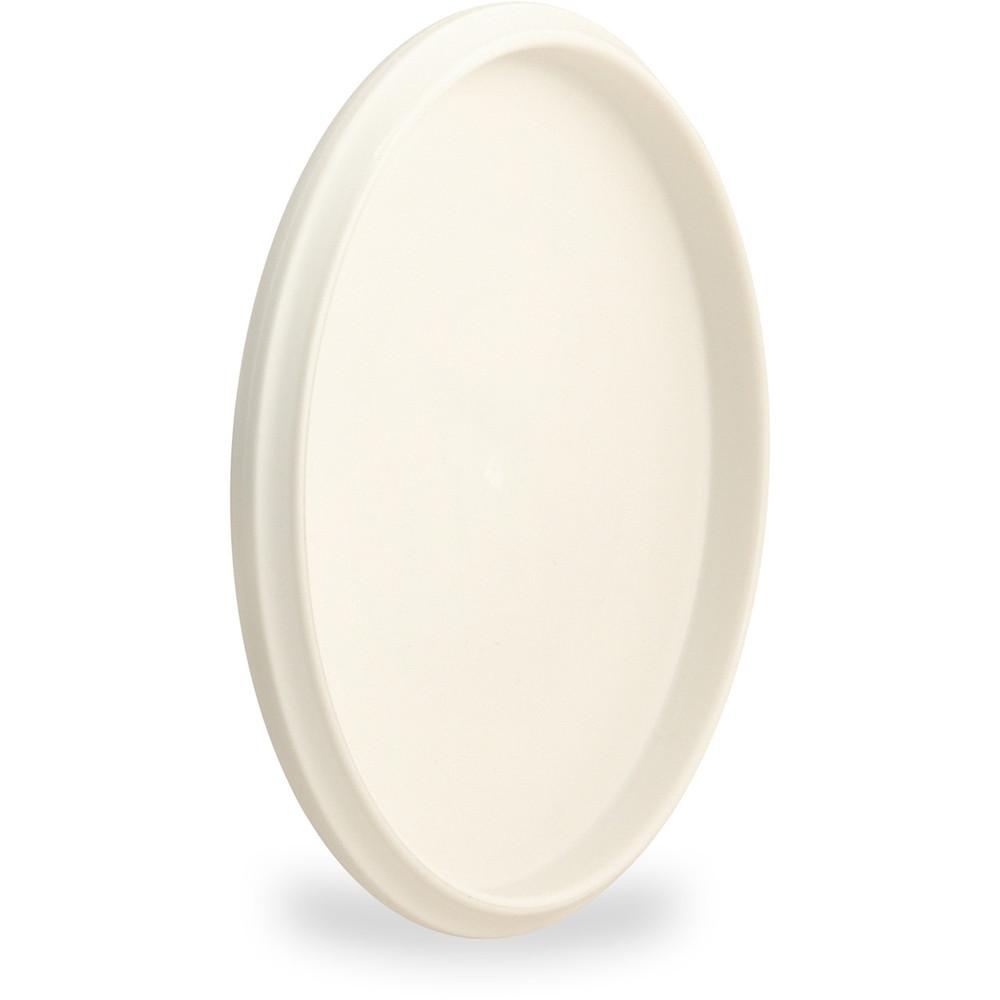 Westside Discs BT HARD HARP Disc Golf Putter - angled back view white