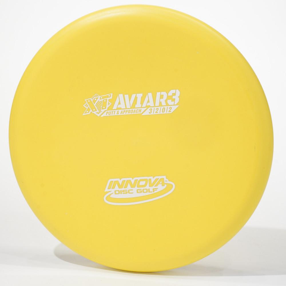 Innova Aviar3 (XT) Yellow Top View