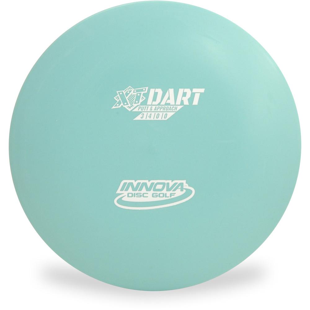 Innova XT DART Putter & Approach Golf Disc Blue Top View