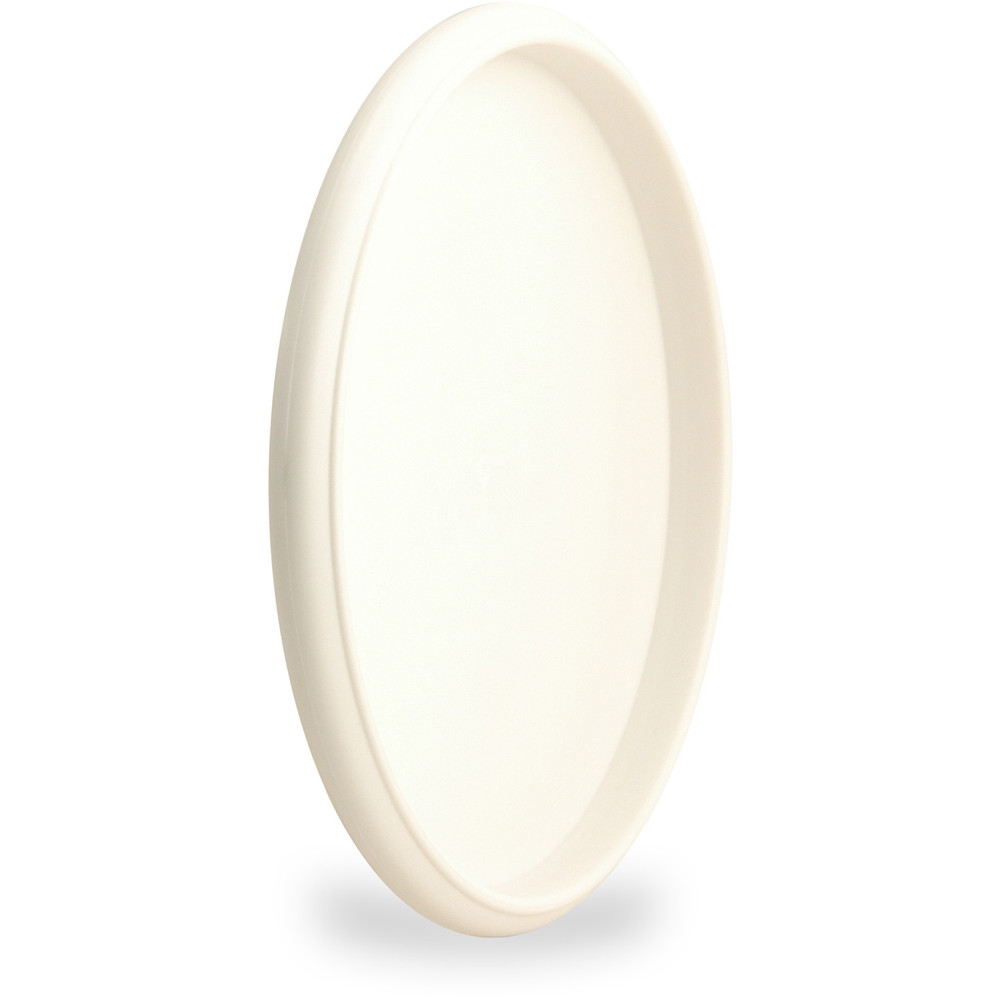 Discmania Evolution EXO SOFT LINK Putter & Approach Golf Disc Angled Bottom View White