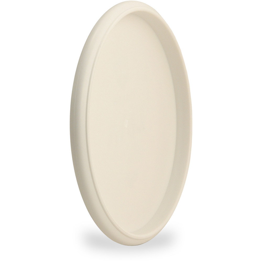 Discmania Evolution EXO HARD LINK Putter & Approach Golf Disc Angled Bottom View White