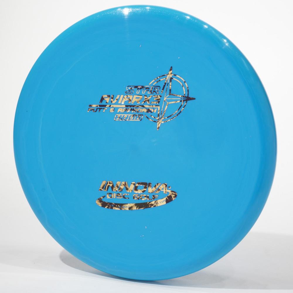 Innova AviarX3 (Star) Blue Top View