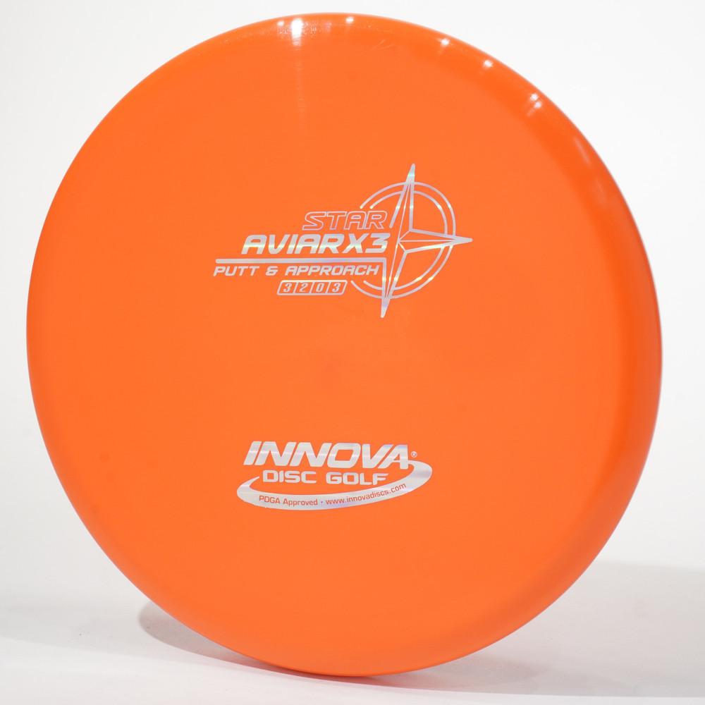 Innova AviarX3 (Star) Red Top View