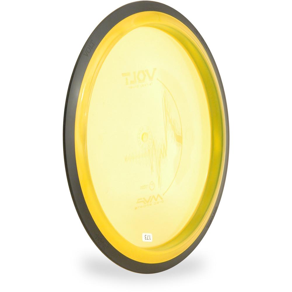 MVP PROTON VOLT Yellow Angled Bottom View