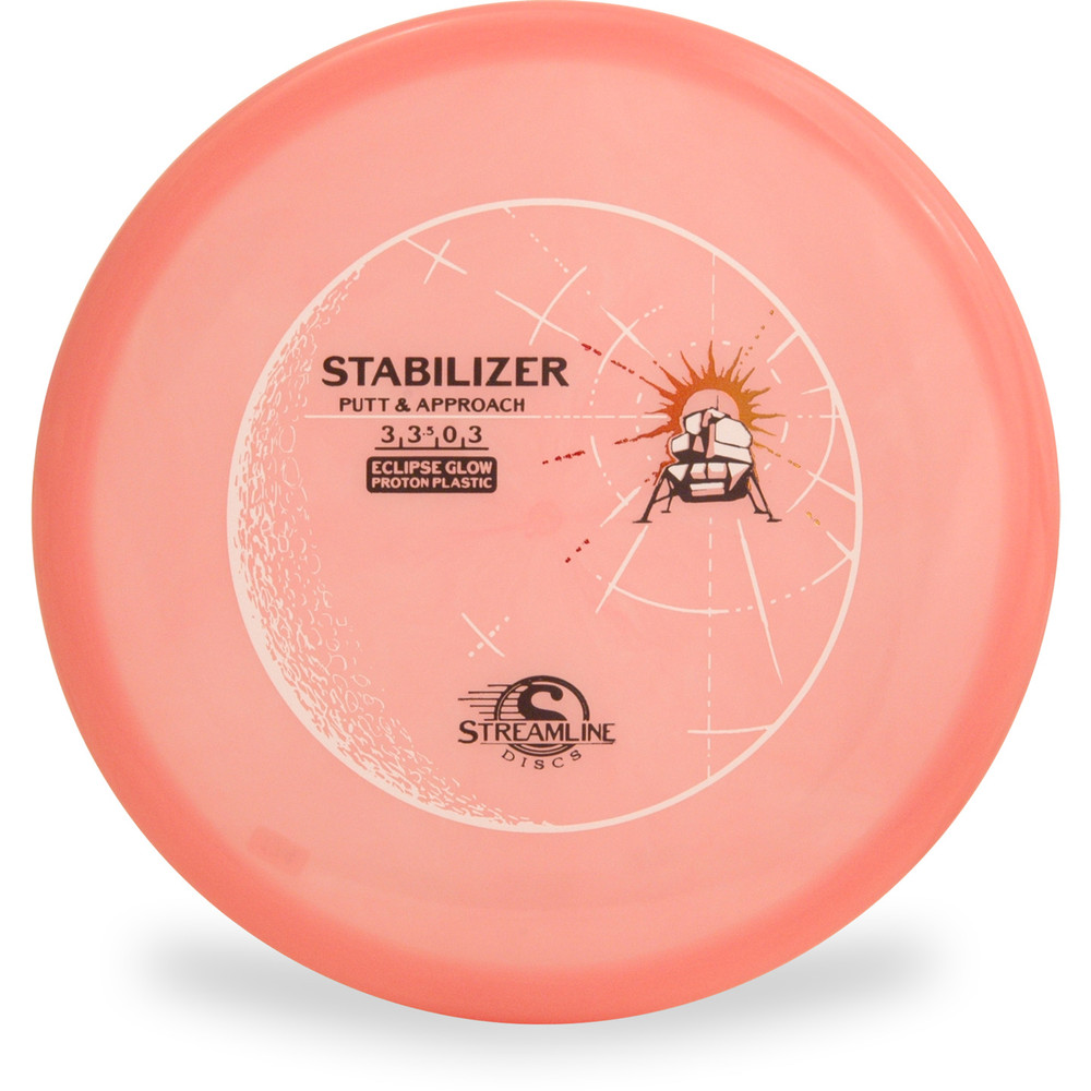 Streamline ECLIPSE PROTON STABILIZER - *Pick One* Pink Top View