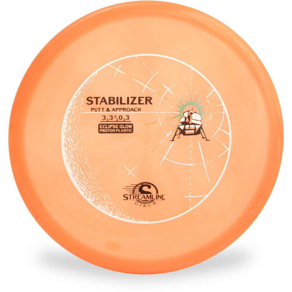 Streamline ECLIPSE PROTON STABILIZER - *Pick One* Orange Top View