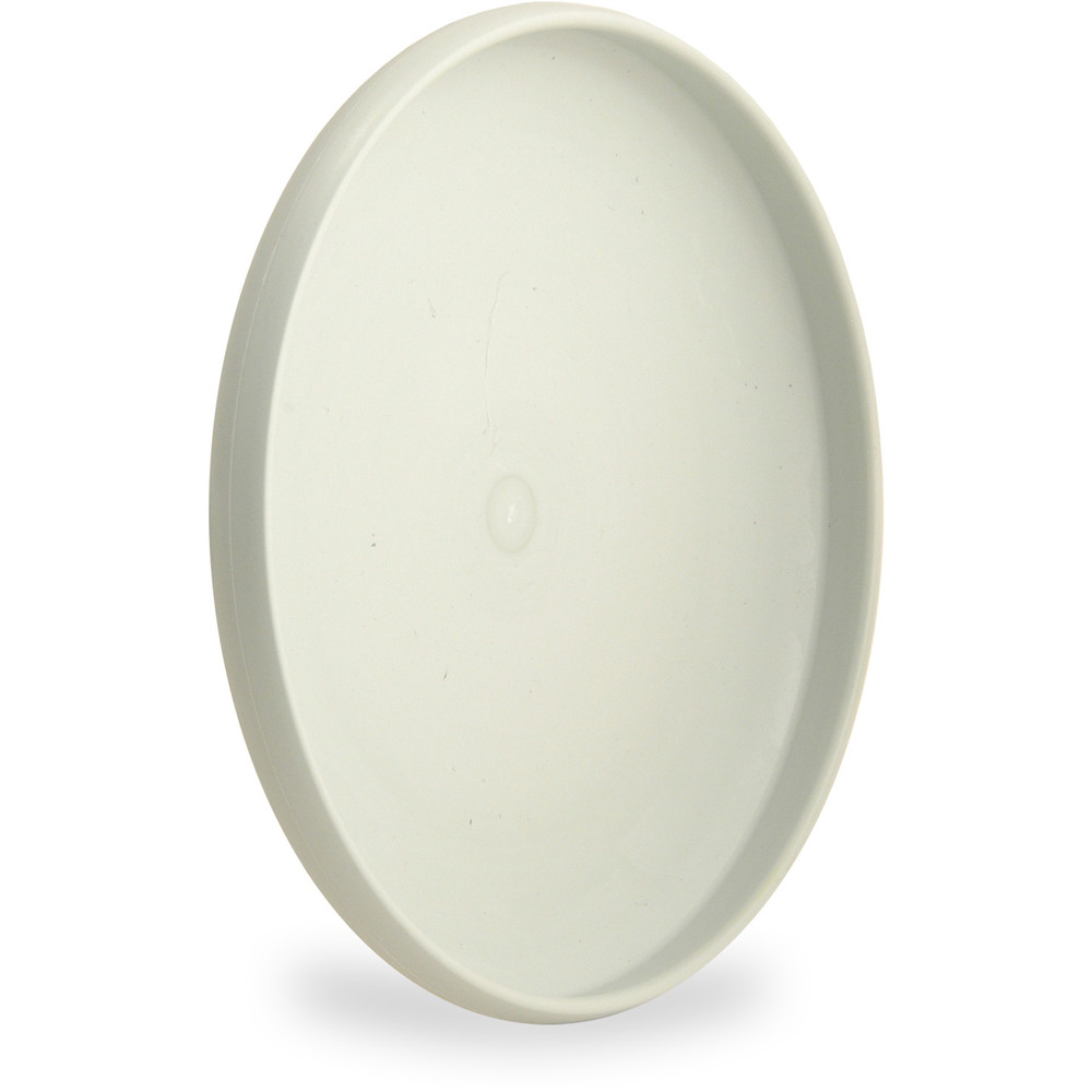 Discraft ULTRASTAR - 175g Post-Consumer Recycled Gray Angled Bottom View