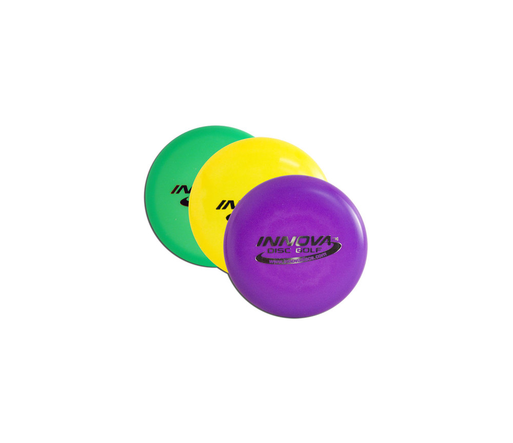 Innova Mini Disc 3 Pack - Set of Three Minis