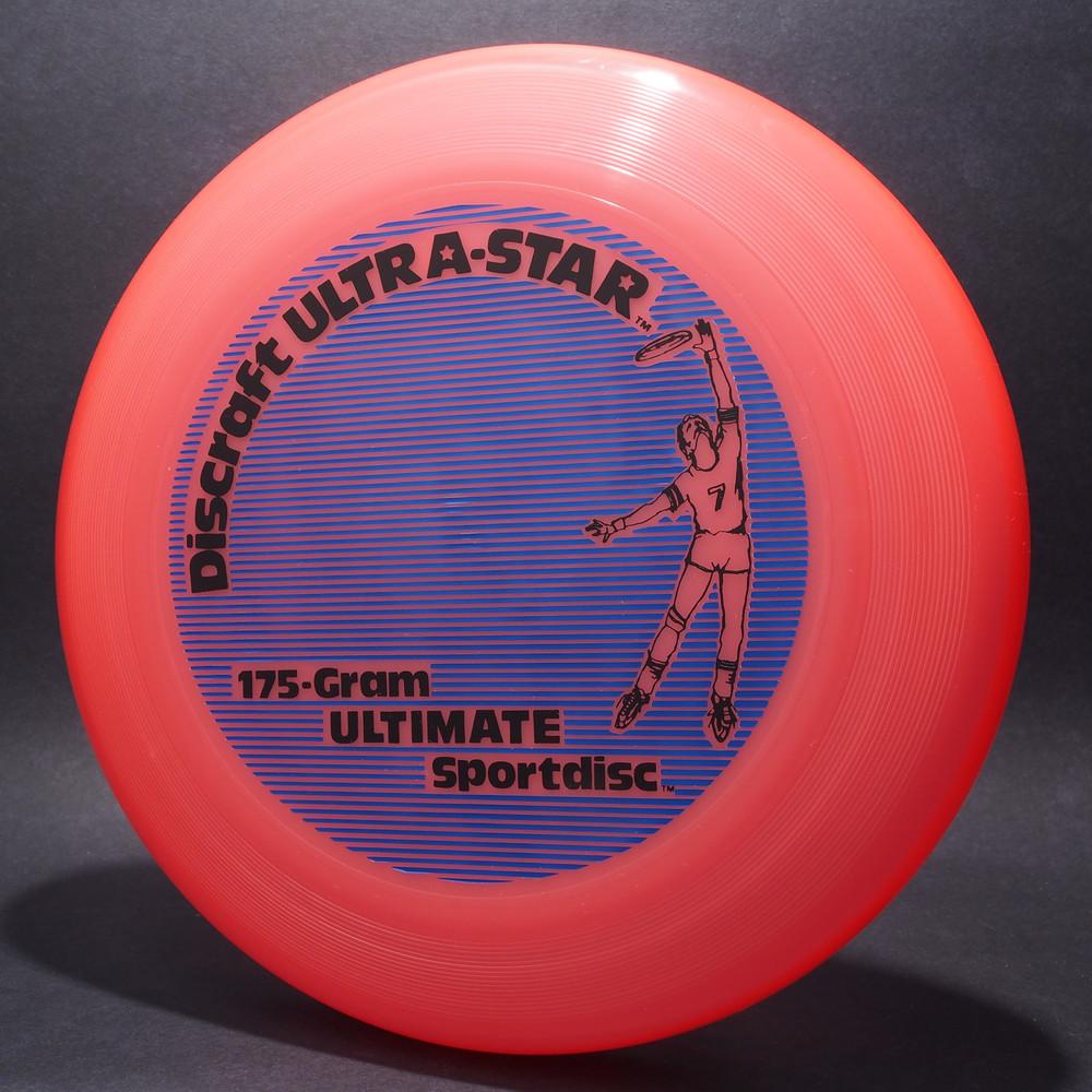 UltraStar Player Pink w/ Black and Blue Matte