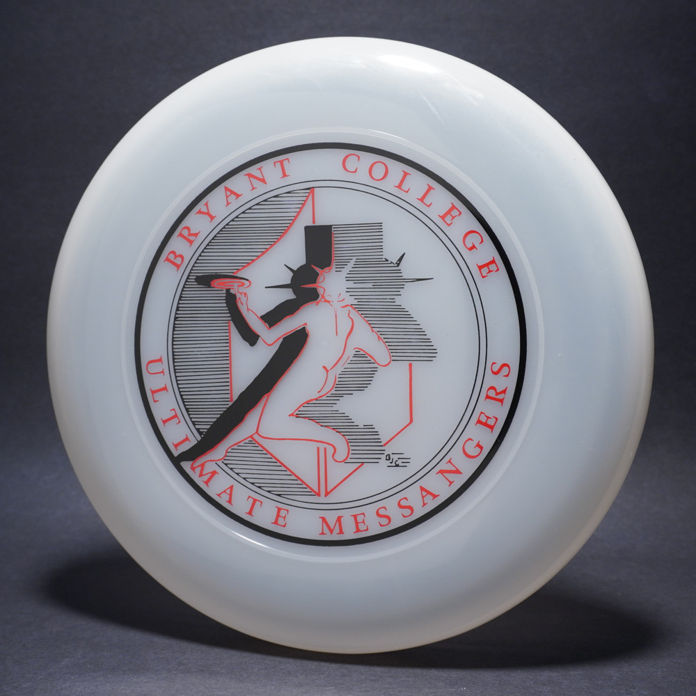 Sky-Styler Bryant College Ultimate Messangers Clear w/ Red and Black Matte - TR