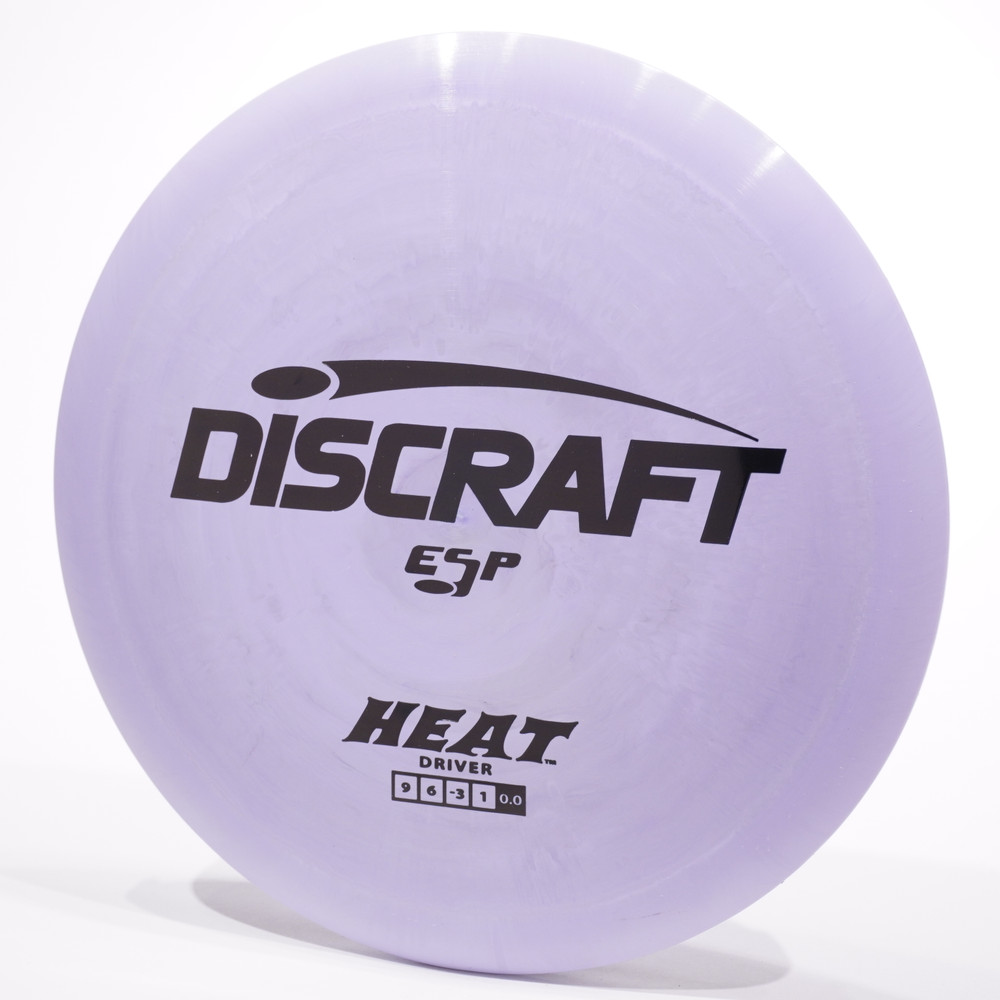 Discraft ESP Heat Top View