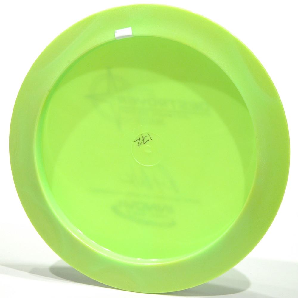 Innova Star Destroyer - Ricky Wysocki Signature 2X Lime Bottom View
