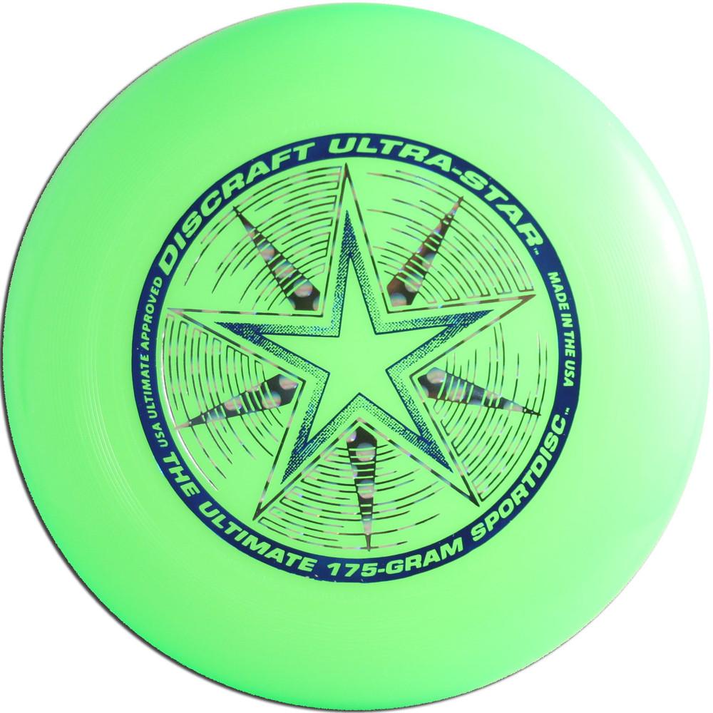 DISCRAFT ULTRA STAR ULTIMATE DISC - Green