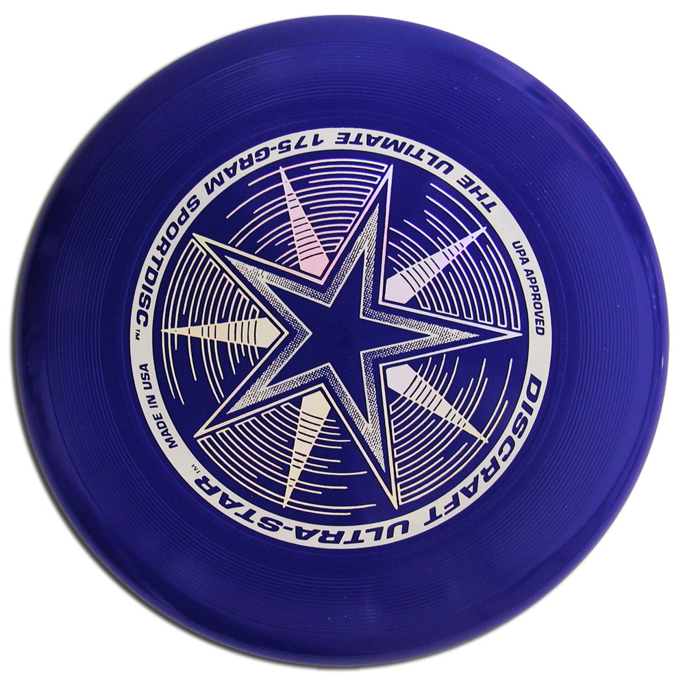 DISCRAFT ULTRA STAR ULTIMATE DISC - Royal Blue
