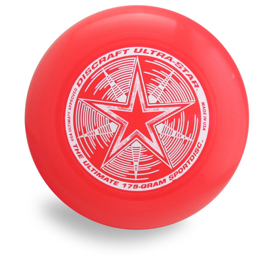DISCRAFT ULTRA STAR ULTIMATE DISC - Red